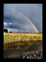 Somewhere Over The Rainbow II by radicalway