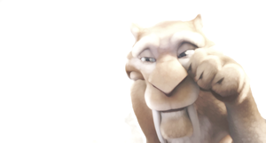 'I saw that Tough Guy'   Ice Age 3 by Niall-Larner