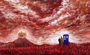 This is Gallifrey by eukelade47