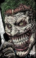 Joker by muttleymark