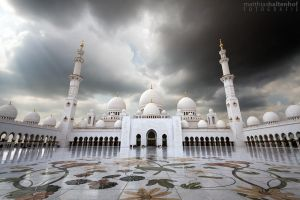 Sheikh Zayed Mosque by MatthiasHaltenhof