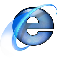 ie8 glass.png icon by ortizlgnd