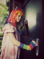 Rainbow Dash [Rainbow Factory] Cosplay 10 by xXMilchwomanXx