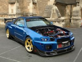 gtr34r by ROOF01