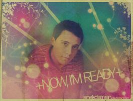 Now I'm Ready by anekdamian