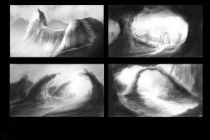 Environment Thumbnails by swigganicks