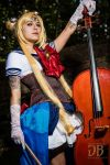 Sailor Moon Steampunk Cosplay by MikiCosplay85