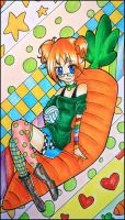 :COM: Carrot World by EscarlattaNoTales