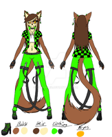 Jazzlin reference 2014 by ChidoriLee