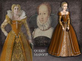 Queen Margot by Nurycat