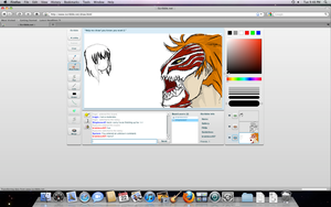 Iscribble Itchigo by Brainless937