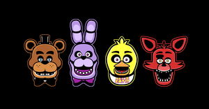Five nights of fun by DisfiguredStick