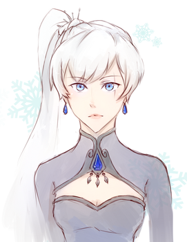 Weiss Schnee by xBerrie