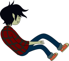 Marshall Lee by blueblitzie