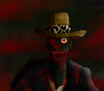 Dross Zombi by themirator