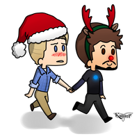 :CM: Xmas Stony by Kallian91