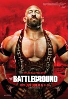 WWE Battleground 2013 Official Poster (HD) by WWEAllStarHD
