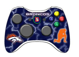 denver broncos by chrisfurguson