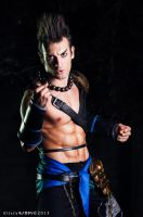 Impossible- Jann Lee Dead or Alive 5 by Leon Chiro by LeonChiroCosplayArt