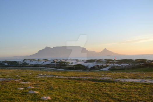 Table Mountain - South Africa by tWiLiGhTfAn0180