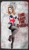 God Save the Queen! by Aiko273