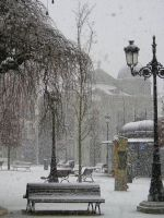 A day of snow in Lugo 3 by valenior