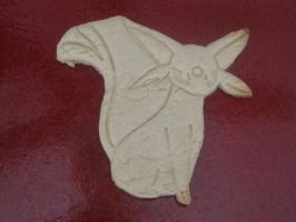 Espeon Cookie Baked by B2Squared