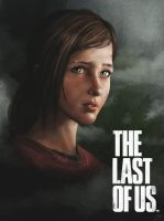 The Last of Us - Ellie by Skyllee