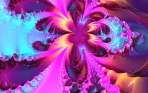 3D Fractal Wide 32 by Don64738