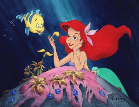 Disney's The Little Mermaid by ColbyBluth