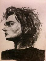 Gerard Way by StandUpFuckinTall