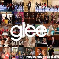 Photopack Glee by TGlitterandVintage