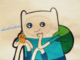 AdventureTime by stephaniaVal