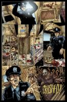 Zombie Randome page by Javilaparra