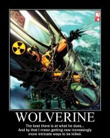 Motivation - Wolverine by Songue