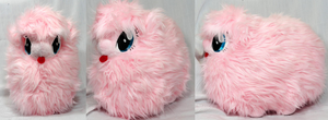 Fluffle Puff's New Pattern by Cryptic-Enigma