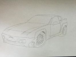 Tail chaser 944 S2 by TEAM-WANCHI-FURY