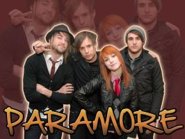 the cold paramore wallpaper by alekzis