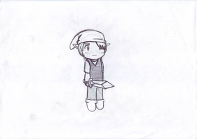 A link to the Chibi by KaeElBee