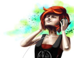 feeling the music by ohin