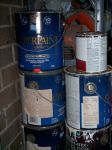 Paint Cans by samixcorestock
