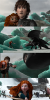 Toothless No! by insyirah321