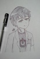 Drawing on Pen by Chibiroid