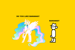 Bananas, you say? by SkiddleZIzKewl
