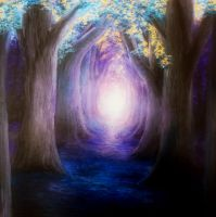 Gateway to pure consciousness by RKoneGNS