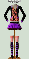 :MHS: Basic Clawdeen by mrvictorbrs