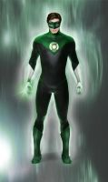 Green Lantern Costume Concept by DNM5555