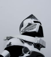 Old style Cylon cosplay by Sandman-AC