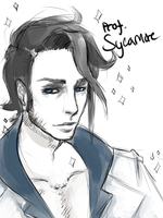 Professor Sycamore. by OctoGear