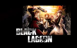 Black Lagoon Desktop by Demon32835